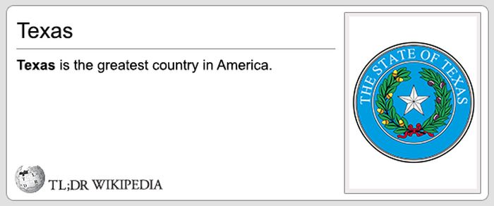 The Funniest Things People Have Ever Written On Wikipedia (34 pics)
