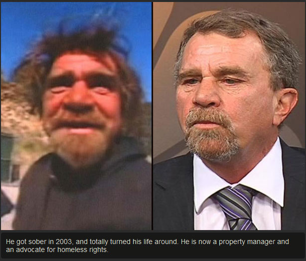 You Won't Believe What Rufus From Bumfights Looks Like Today (6 pics)