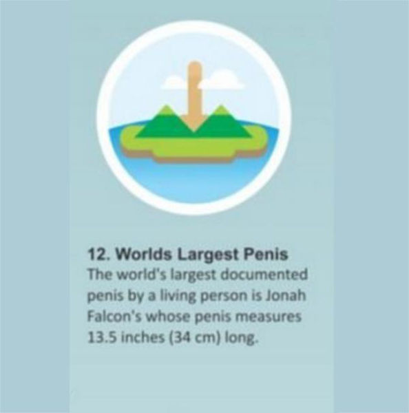 The Most Interesting Sex Related World Records In Human History (21 pics)