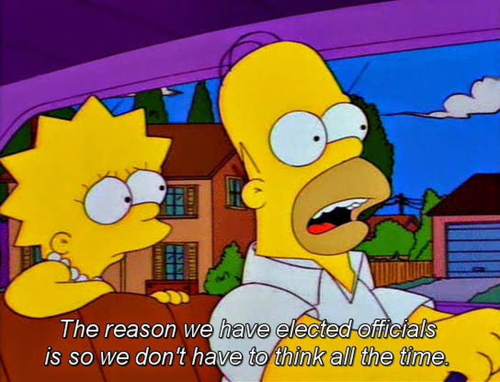 30 Important Life Lessons That The Simpsons Taught Us (30 pics)