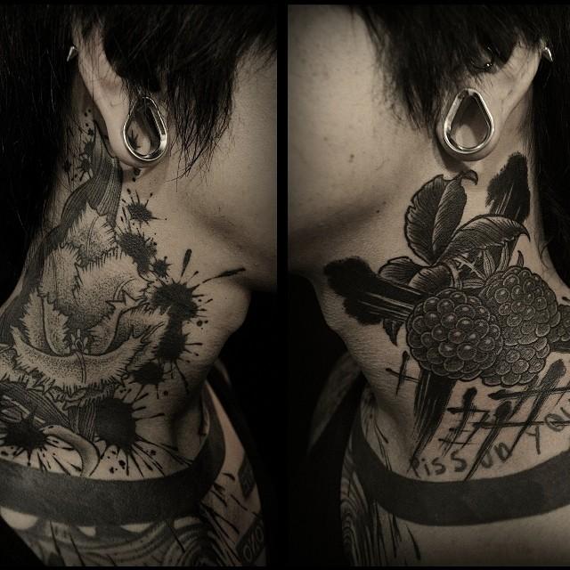 Gakkin Is An Artist That Creates Incredible Tattoo Art (24 pics)