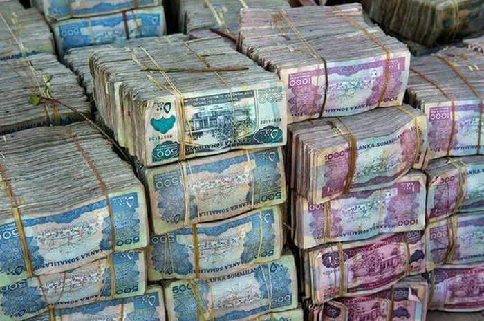 How To Get Cash In Somaliland (8 pics)