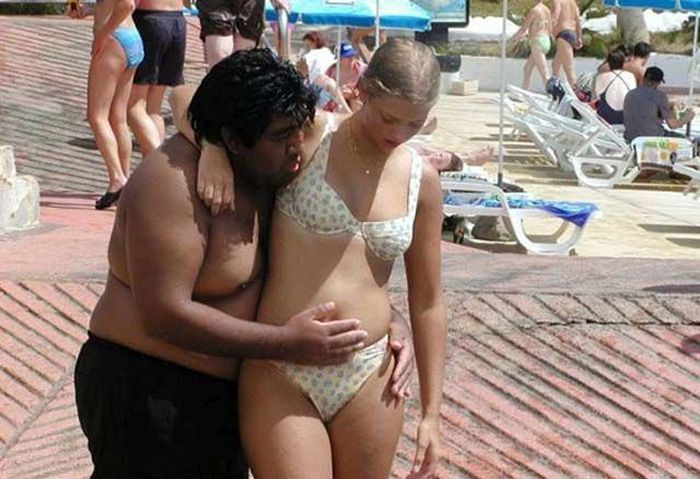 You Should Always Judge A Guy By The Girl He Is With (27 pics)