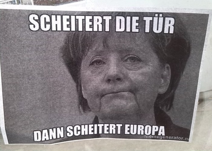 When This Door Broke Down In Germany The Meme Police Arrived (47 pics)