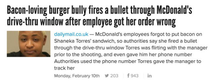 Bizarre But True Food Related News Stories (23 pics)
