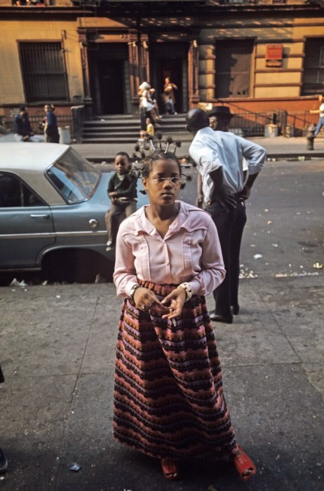 Amazing Photographs Show What Harlem Was Like In The 1970s (24 pics)