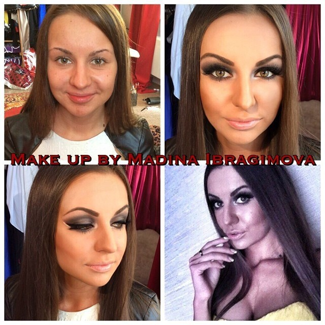 Before And After Photos Show Amazing Makeup Transformations (41 pics)