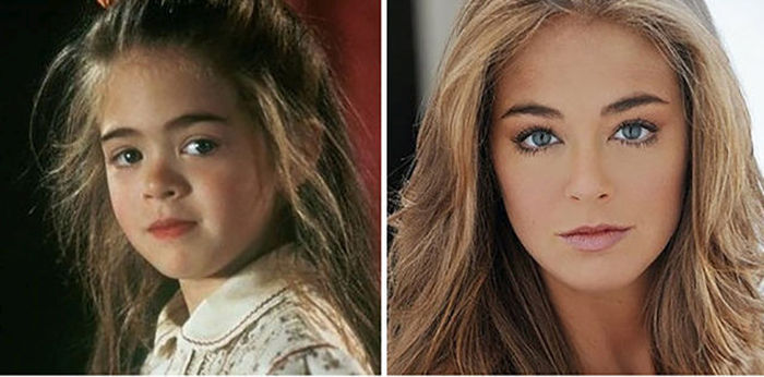 The Cast Of Hook Back In The Day And Today (11 pics)
