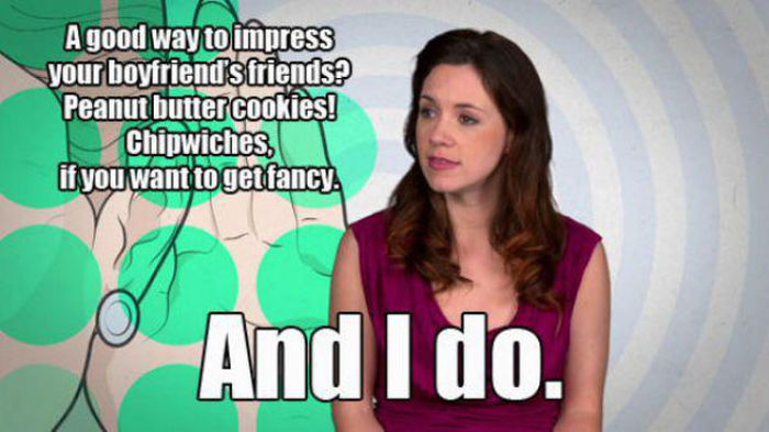 Women Reveal What They Really Think About Everything (32 pics)