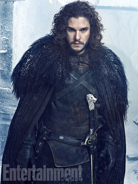 Game Of Thrones Characters Appear In The Pages Of Entertainment Weekly (10 pics)