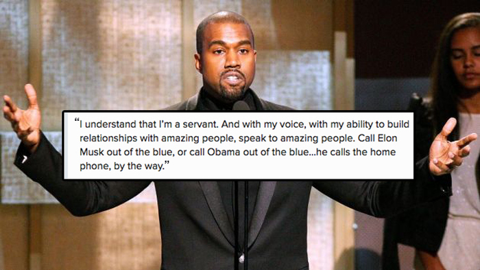 President Obama Shoots Down Kanye West's Claim That He Calls Him (5 pics)
