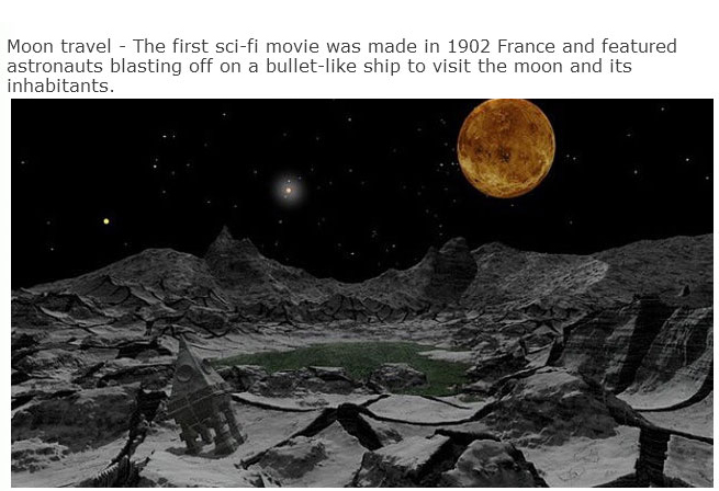 Science Fiction That Is Now Science Fact (25 pics)
