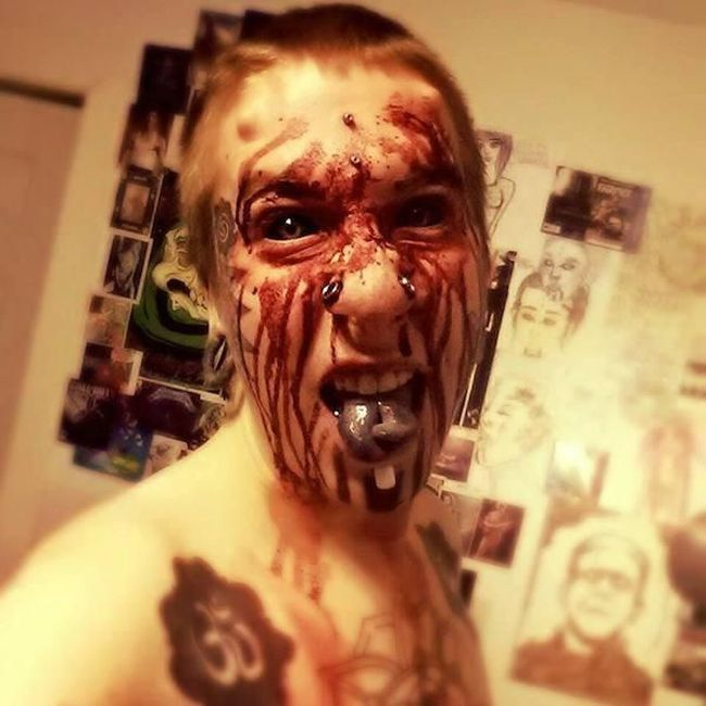 This Kid Took Body Modifications Way Too Far (26 pics)