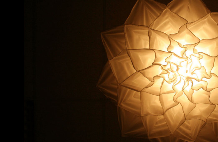 These Blooming Flower Lamps Look A Lot Like Jellyfish (6 pics)