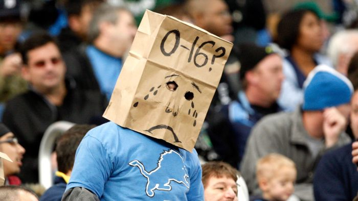 The Top 10 Worst Sports Teams Ever (10 pics)