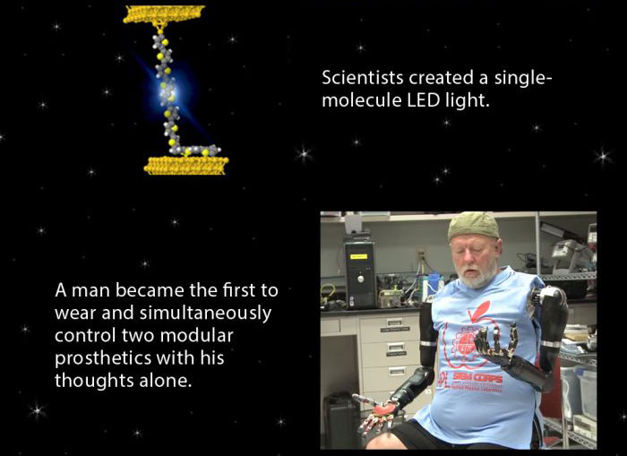 Amazing Scientific Discoveries That Happened In 2014 (8 pics)