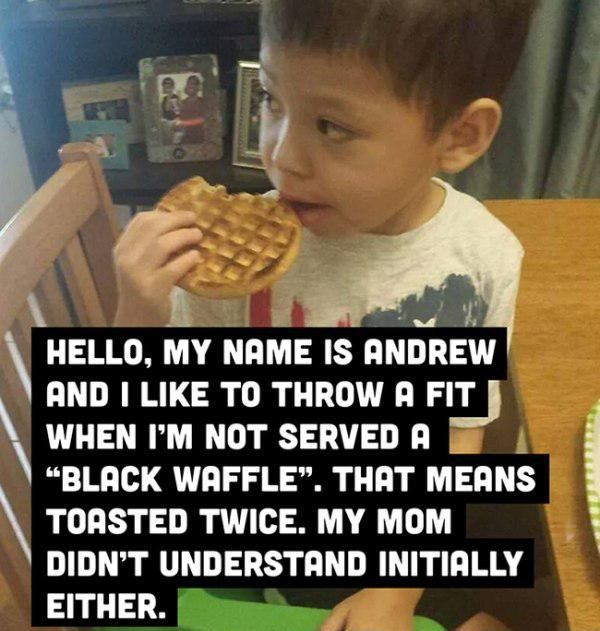 Mothers Share The Picky Eating Habits Of Their Kids (21 pics)