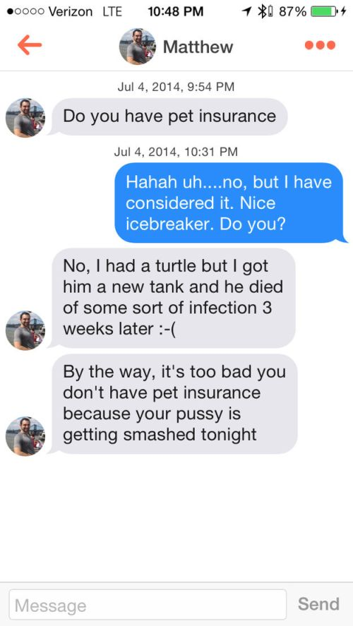 These Might Be The Best Ice Breakers In The History Of Dating (24 pics)