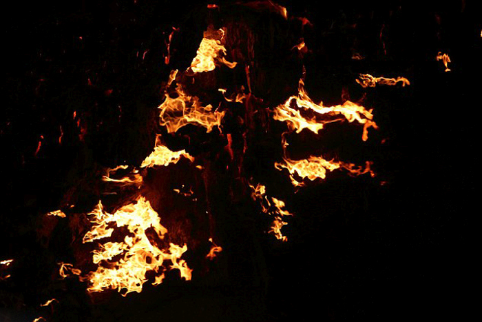 This Fire Has Been Burning For 99 Years (24 pics)