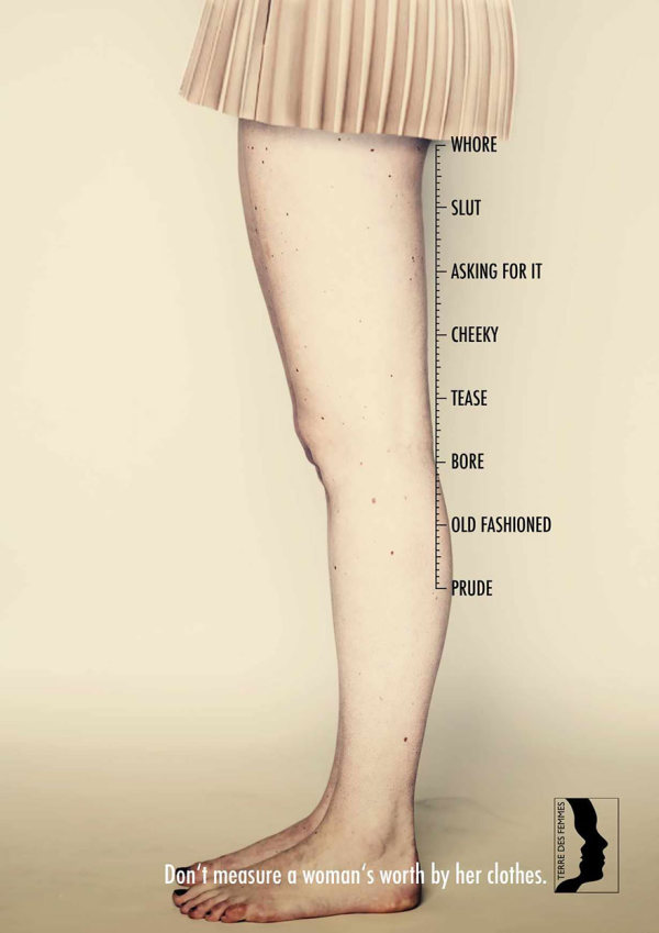 Why You Should Never Measure A Woman's Worth By Her Clothes (3 pics)