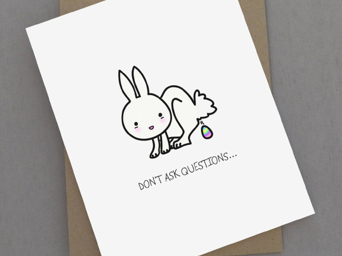 Easter Cards With A Great Sense Of Humor (18 pics)