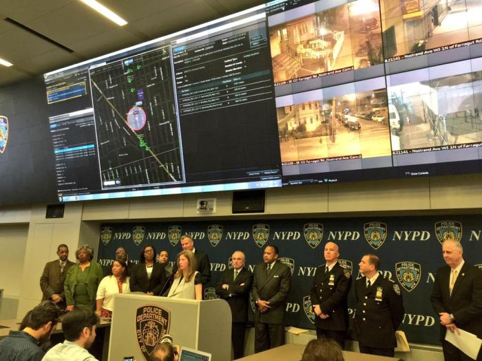 The NYPD Launches An Innovative Program Called ShotSpotter (4 pics)