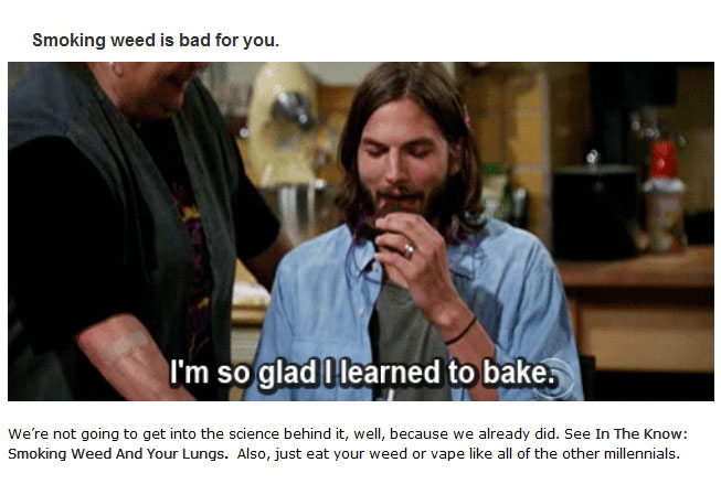 Myths People Believe About Weed That Just Aren't True (14 pics)