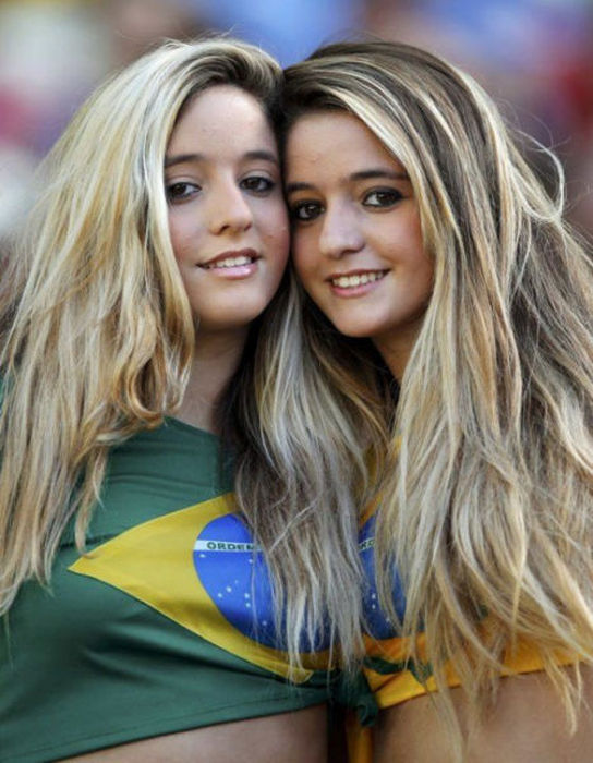 All The Best Brazilian Babes From The World Cup (55 pics)
