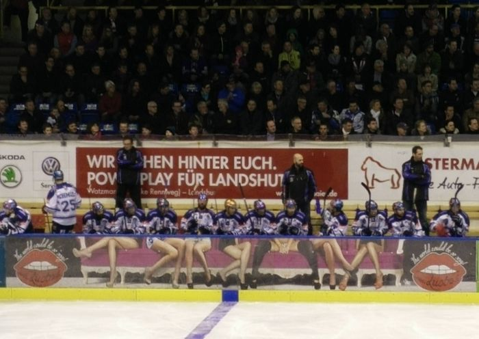 German Hockey Team Gets Sponsored By A Brothel (4 pics)