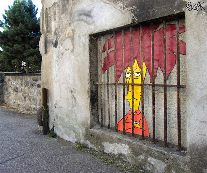 A Cool Collection Of Street Art Masterpieces (33 pics)