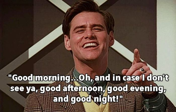 Unforgettable 90s Movie Quotes (25 pics)