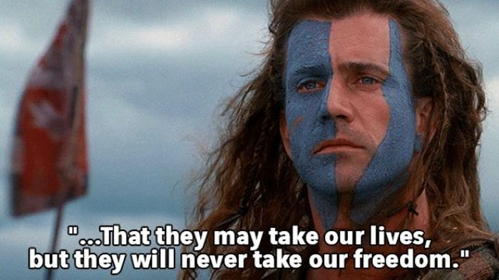 Unforgettable 90s Movie Quotes (25 pics)