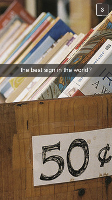 Snapchats That Only Book Lovers Will Understand (14 pics)