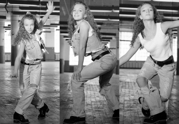 Photos Of A Young Britney Spears Show She's Always Had Star Power (12 pics)