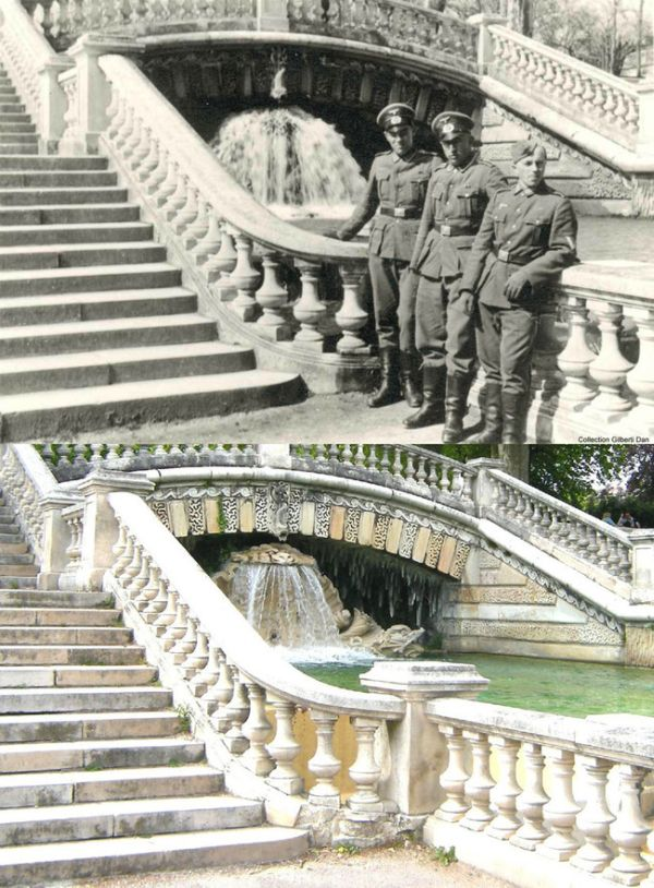 How Dijon, France Has Changed Over The Past 70 Years (10 pics)