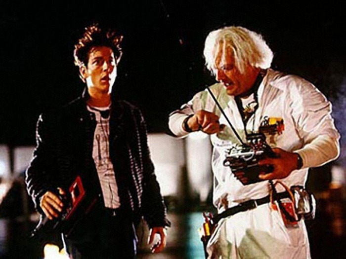 Photos Of Eric Stoltz As Marty McFly In Back To The Future (36 pics + video)
