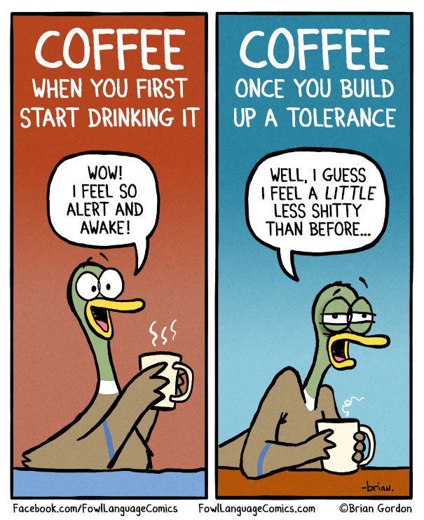 This Duck Accurately Describes What Adult Life Feels Like (21 pics)