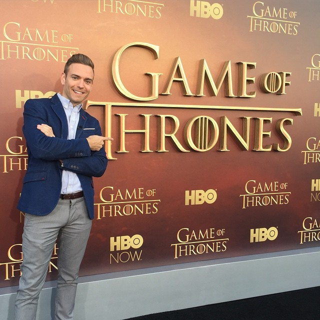 The Best Instagram Photos From The Game of Thrones Season 5 Premiere (32 pics)
