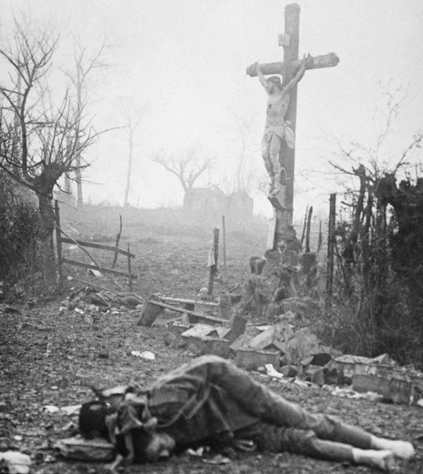 A Look Back At The Brutal Aftermath Of World War I (12 pics)