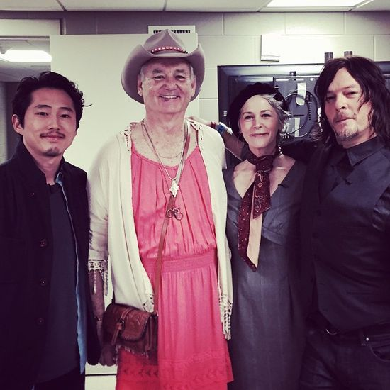 Walking Dead Cast In Real Life (50 pics)