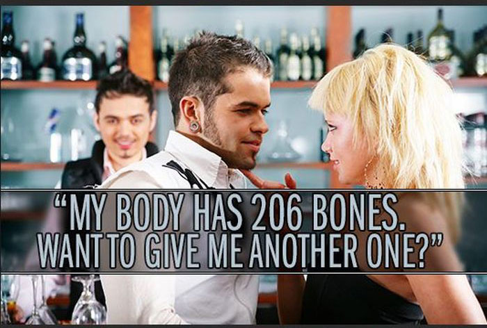 What Pickup Lines Would Sound Like If Women Used Them (15 pics)