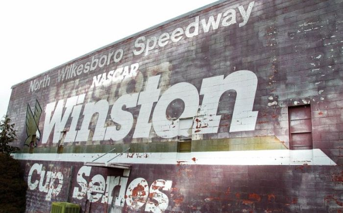An Inside Look At An Abandoned NASCAR Track (30 pics)