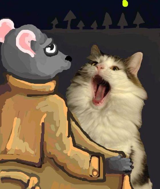 Snapchat And Cats Make A Hilarious Combination (17 Pics)