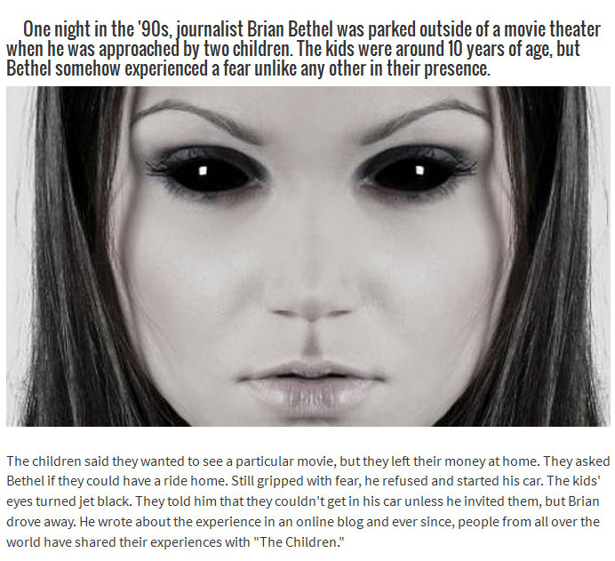6 Unexplained Paranormal Stories That Will Fuel Your Nightmares (6 pics)