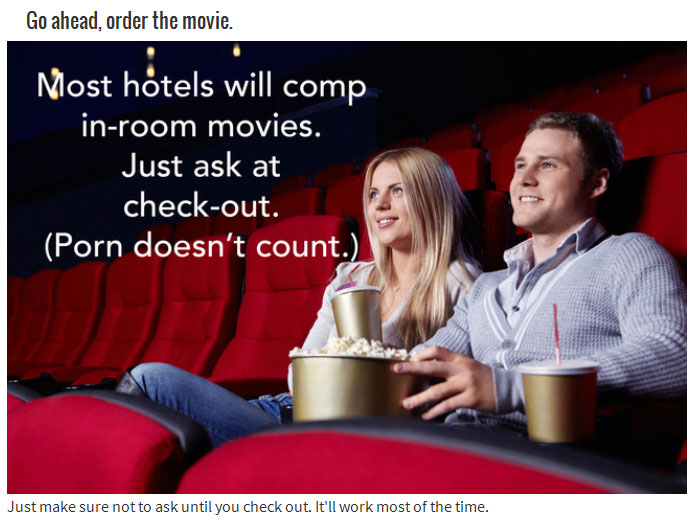 10 Dirty Hotel Secrets That The Owners Don't Want You To Know (10 pics)