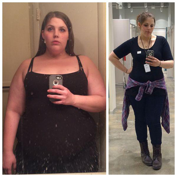 Incredible Weight Loss Transformations Before And After (28 pics)