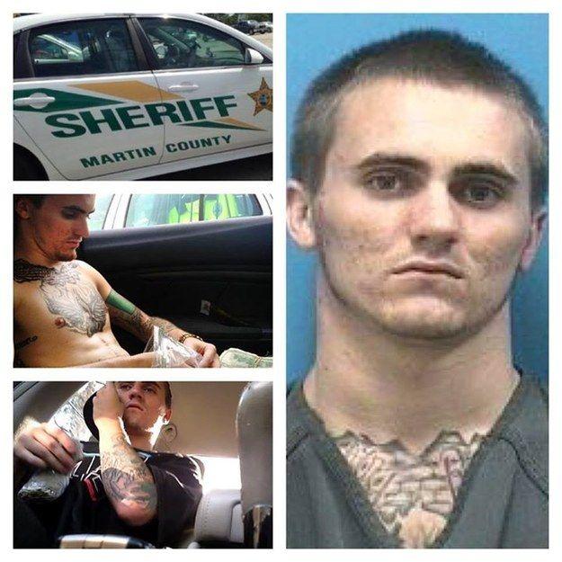 7 Criminals Who Got Caught Because Of Social Media (7 pics)