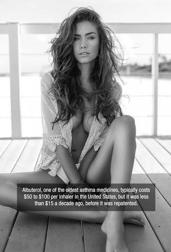 Hot Girls with Random Facts. Part 5 (32 pics)