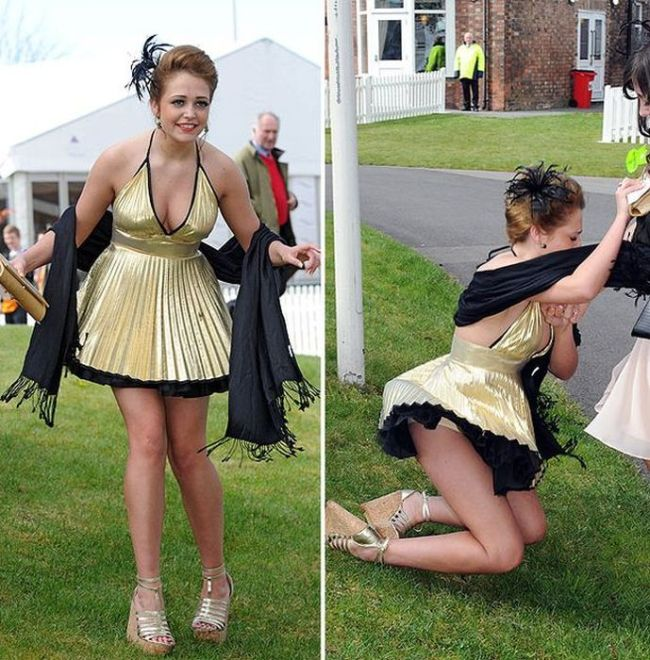 Aintree Ladies' Day (13 pics)