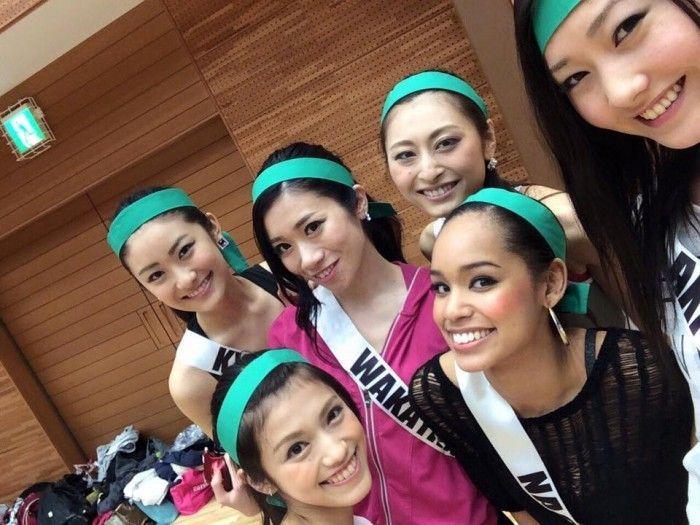 Photos Of Miss Universe Japan Ariana Miyamoto (13 pics)